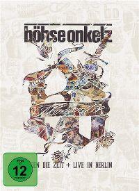 Cover Böhse Onkelz - Memento - Gegen die Zeit + Live in Berlin [DVD]